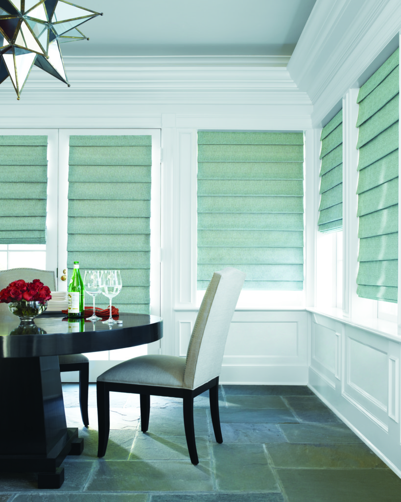 Roman Shades Aaa Blinds Amp Shutters Little River Sc
